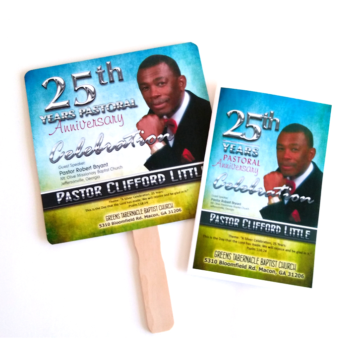25th Years Pastoral Anniversary Celebration